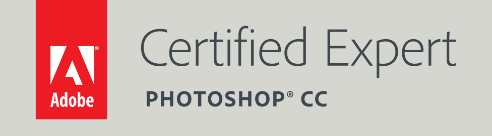 Adobe Certified Expert - Photoshop CC