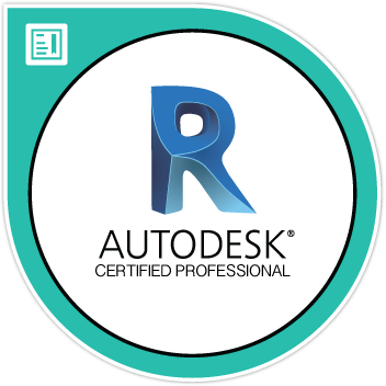 Revit certification badge